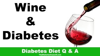 Drinking Wine Good Diabetes