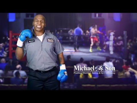 Mike Tyson Michael and Son Jingle