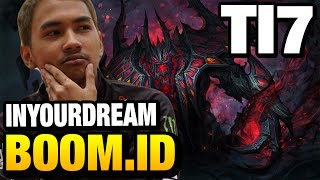 Boom.ID InYourdreaM TI7 Open Qualifiers 2 Shadow Fiend Games Dota 2