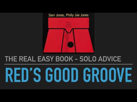 Red's Good Groove solo advice