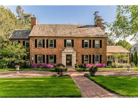 33 Belknap Rd., West Hartford CT Homes for Sale