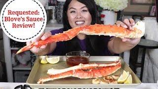 King Crab Legs I Blove