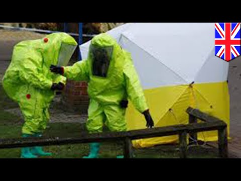 Former Russian spy: Sergei Skripal 'most likely' poisoned by nerve agent, says May - TomoNews