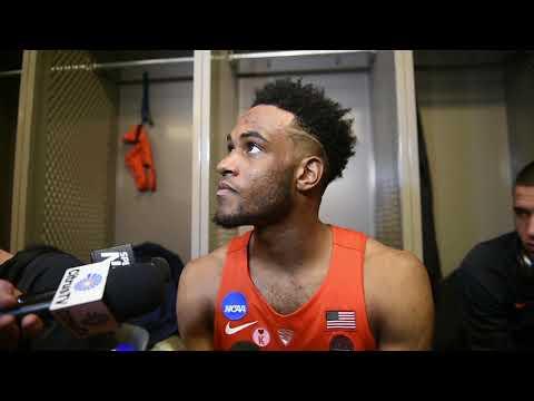Syracuse basketball forward Oshae Brissett discusses future (video)