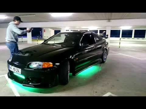 My Friends Civic Youtube