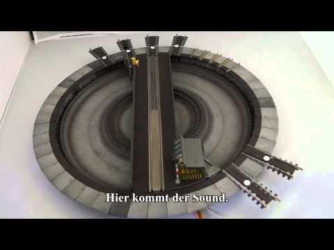 DSD2010-Decoder - Drehscheiben Umbau - digital-moba.de
