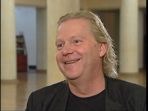 Конрад ван Альфен - основатель и главный дирижёр камерного оркестра Sinfonia Rotterdam