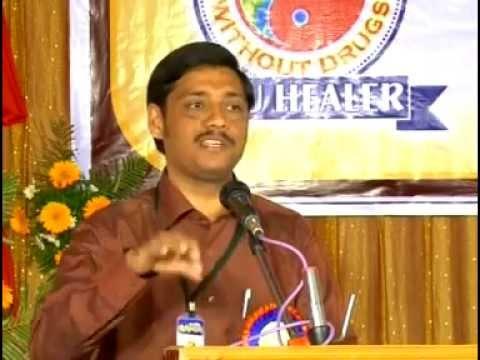 Hr.A.Umar farook @ Thanjavur acu conference