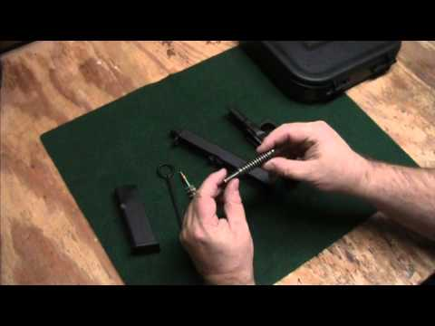Review and Cleaning of Glock 19 Gen 4