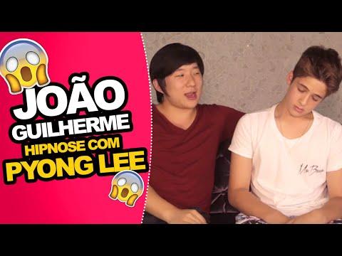 João Guilherme - Hipnose com Pyong Lee