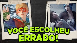 A Verdade por trás do Universo Life is Strange! (Captain Spirit, Life is Strange)