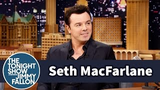 Seth MacFarlane Got High with His Parents on Thanksgiving