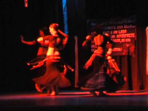 NOTHING ELSE MATTERS (TRIBAL FUSION BELLYDANCE)