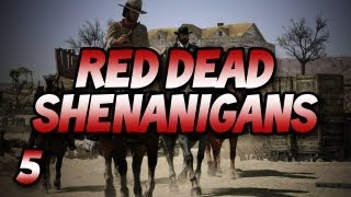 Red Dead Shenanigans: w/ Gassy, Nanners, Diction, Chilled, & Goldy #5