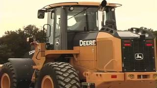 John Deere Four Wheel Drive Loader Safety Tips