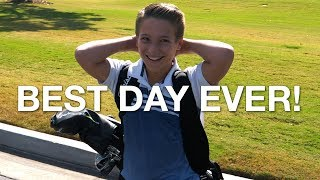 WE SURPRISE A FAN FOR HIS BIRTHDAY! - VIRGINIA COUNTRY CLUB // PART 1 (4K)