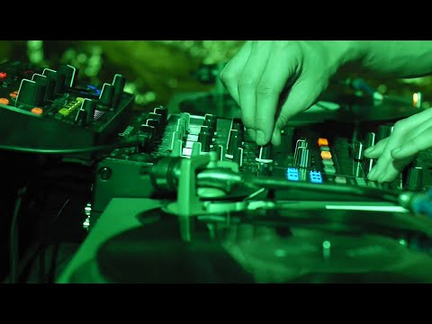 Dark Techno, Techno, Tech- House, Acid - Vinyl Mix 02/2016 - Nico Silva Oliveira - [HD]