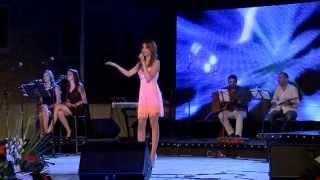 TINA ROŠČIĆ - MED I MLIKO (Opuzen 2014. - snimka s festivala)