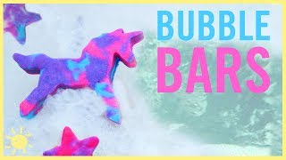 The Lush inspired bubble bars are the perfect addition to bath time...