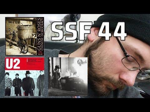 SONG SUGGESTION FRIDAY #44 (Guns N Roses, U2, Opeth)