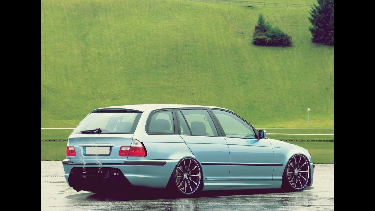 virtual tuning bmw e46 touring 7 youtube. Black Bedroom Furniture Sets. Home Design Ideas