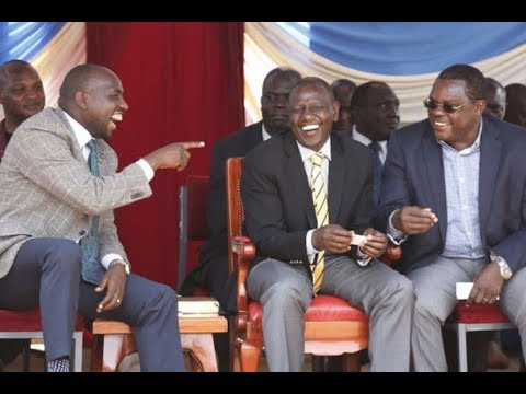 Questions Linger Over Mt. Kenya's Support For DP Ruto's 2022 Bid After The 'handshake'