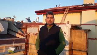Gambar cover Konyadan Video Geldi. YouTube, Arka Tepe Kostüm Güvercin, Pigeon Video