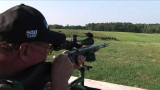 500 Yard Muzzleloader Shot
