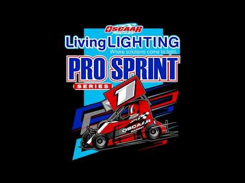 OSCAAR Pro Sprint Feature 2 Sunset Speedway Velocity 250 2019