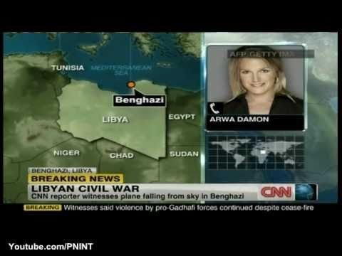 CNN: Breaking News, BATTLE IN BENGHAZI, 20110319