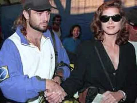 Samantha Meah's Sunday Night Party 'Brooke Shields and Andre Agassi'