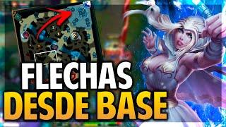 Baixar ¡STUNS DESE BASE! ASHE ADC   League of Legends