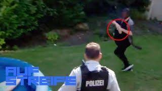 Dieb attackiert Polizisten mit Grillwürstchen | Auf Streife | SAT.1 TV
