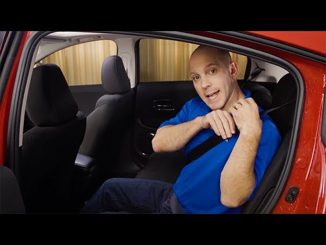 2018 Honda HR-V Tips & Tricks: How to Use Automatic Tension Seat Belts