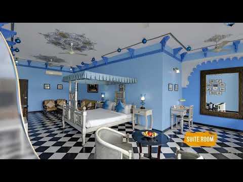 Swaroop Vilas By Zennia | Boutique Hotel Udaipur | Lake View Hotel Udaipur