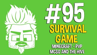 ماين كرافت سرفايفل قيم - Minecraft Survival Games - #95 - مع #فراس