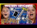 HARRY POTTER Mystery Keychain Keyring Unboxing - Blind Bag Toys Unboxing