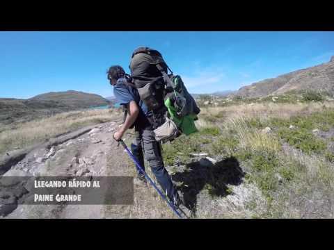 "Torres del Paine - Trekking Macizo Paine: Circuito la ""O""."