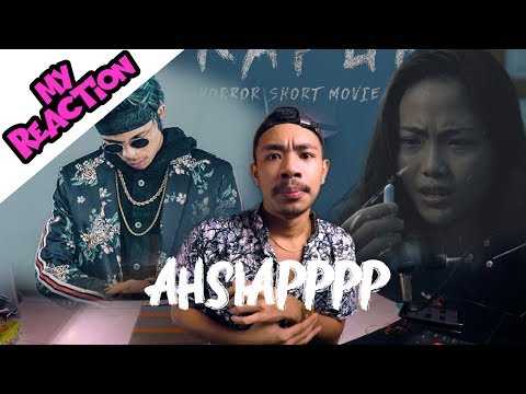AHSIAP CHALLENGE SAMBIL NONTON FILM HOROR