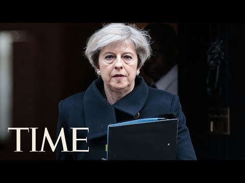 Theresa May Gives News Conference At G7 Summit | LIVE | TIME