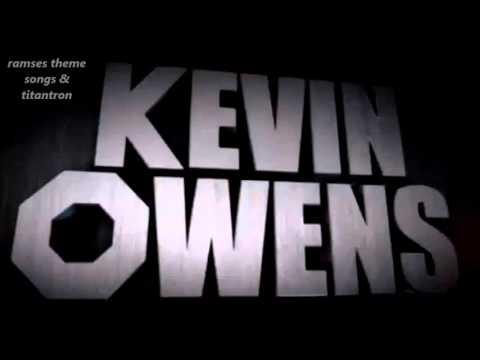 WWE kevin Owens Theme Song & Titantron 2016