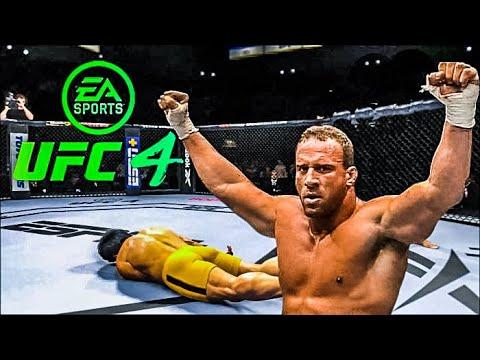 Download BRUCE LEE VS MARK COLEMAN   UFC 4 BRUTAL FIGHT   UFC 4   UFC 4 2021   EA SPORTS UFC 4