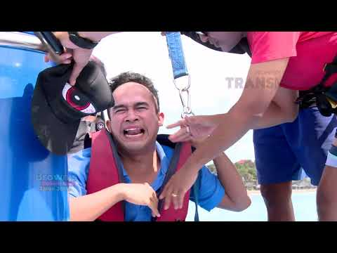 BROWNIS - Anwar Dan Mala Dikerjain Ruben Dtinggal Di Tengah Laut (23/9/18) Part 2