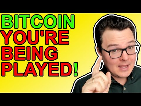 Bitcoin Price Manipulation Is Rampant! Don't Get Played By Wall Street!