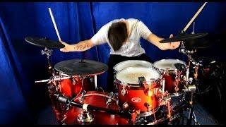 Bullet For My Valentine - Raising Hell | Drum Cover | Artur Żurek