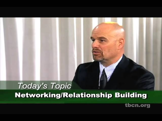 Job Hunting 101: Networking/Relationship Building