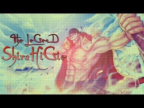 One Piece AMV: The Strongest Man....The WhiteBeard