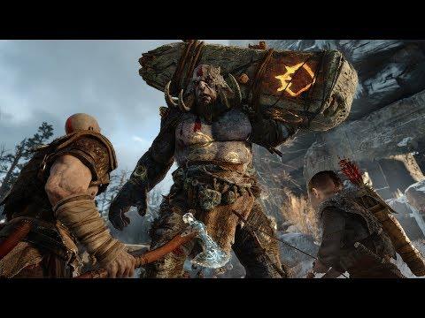 God of War 2018 - Todas as execuções, finishing moves, executions