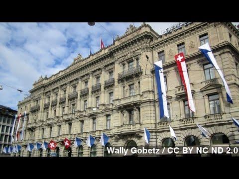 Swiss National Bank Sets Negative Interest Rate