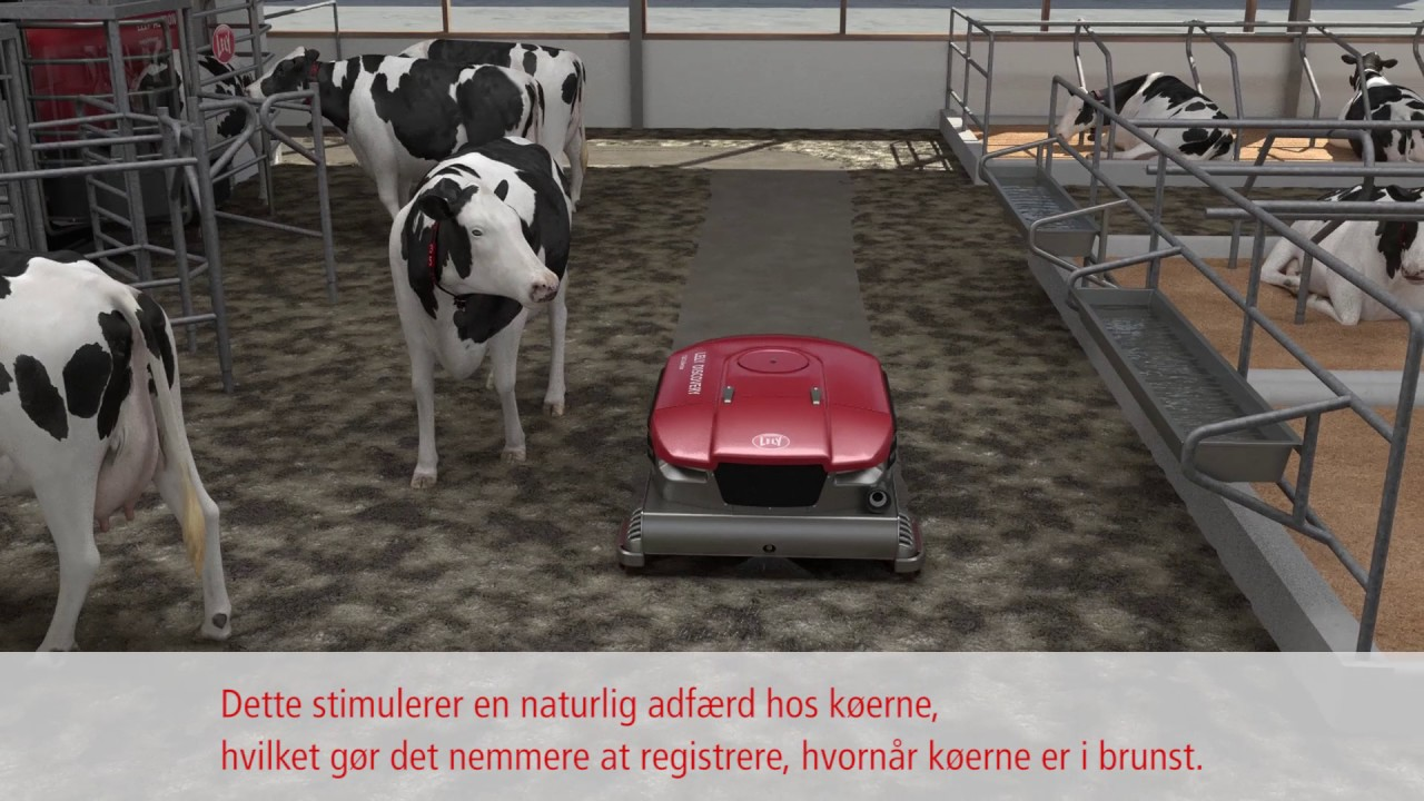 Lely Discovery 120 Collector - Animation (DK)